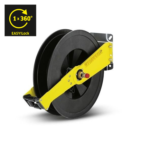 KARCHER Automatic Hose Reel, Painted, EASY!Lock 63921060