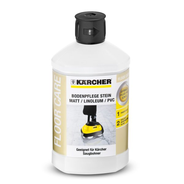 KARCHER Floor Care For Matte Stone Linoleum PVC 62957760