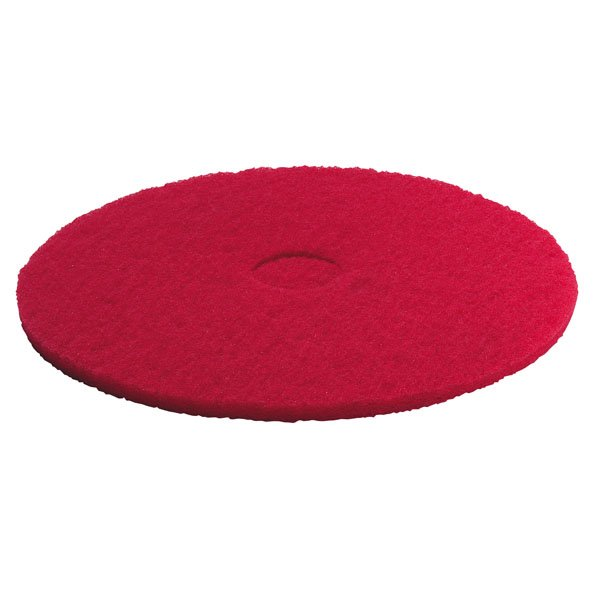 KARCHER Pad, Medium-Soft, Red, 280 mm 63711530