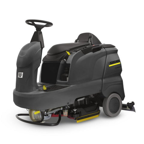 KARCHER B 90 R Classic Bp Ride-on Scrubber Drier With Gel Batteries