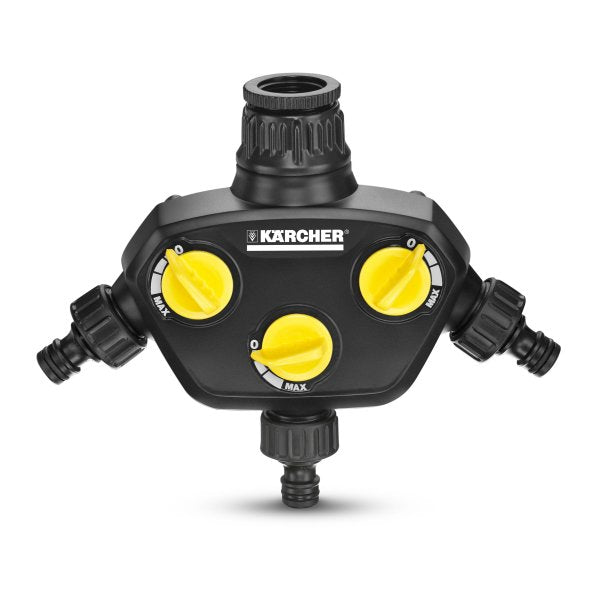 KARCHER 3-Way Tap Adaptor 26452000