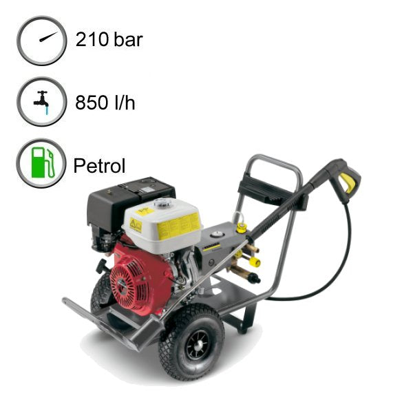 KARCHER Combustion Engine HD 1040 B Cold Water High Pressure Cleaner Honda Petrol Engine 1810971