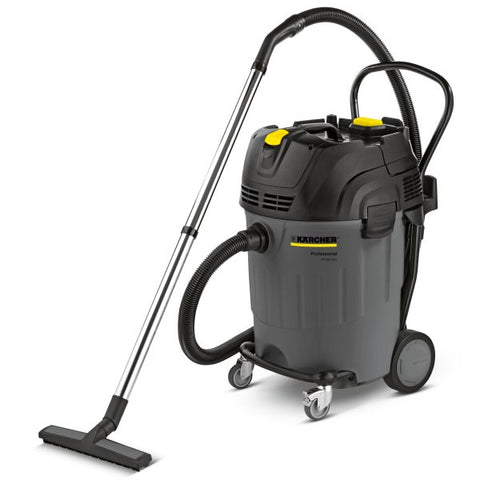 KARCHER NT 65/2 Eco Wet & Dry Vacuum Cleaner With Semi Automatic Filter Clean 110v