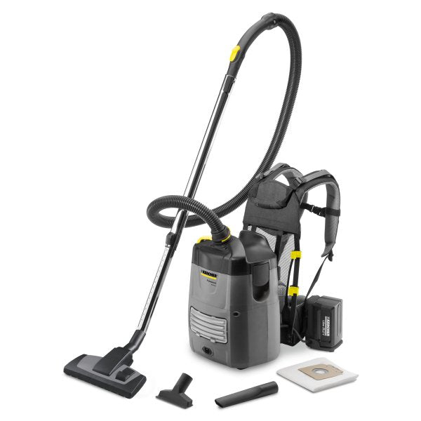 KARCHER BV 5/1 Bp Backpack Vacuum Cleaner 1394218