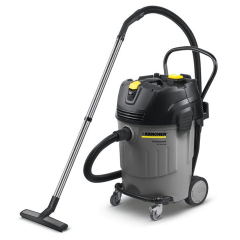 KARCHER NT 65/2 Ap Wet & Dry Vacuum Cleaner With Semi Automatic Filter Clean