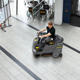 KARCHER B 90 R Classic Bp Ride-on Scrubber Drier With Wet Batteries 9621484