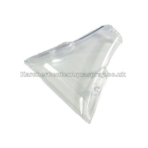 KARCHER Clear Plastic Cover For Puzzi Hand Tool NEW STYLE