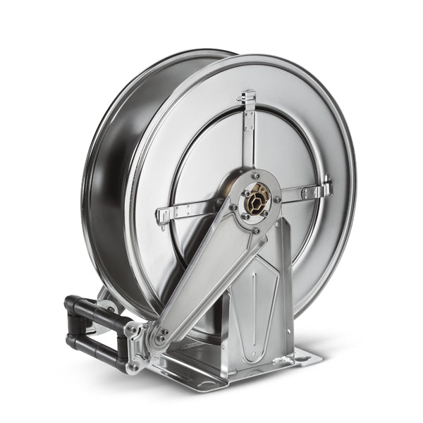 KARCHER Hose Reel (only), Stainless Steel 63915200