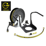 KARCHER Add-on Automatic Self Winding Hose Reel HDS M/S EASY!Lock 21100110