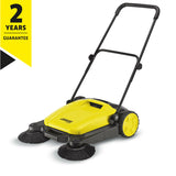 KARCHER S 650 Outdoor Broom Sweeper Ideal For Gardens Driveways 17663000