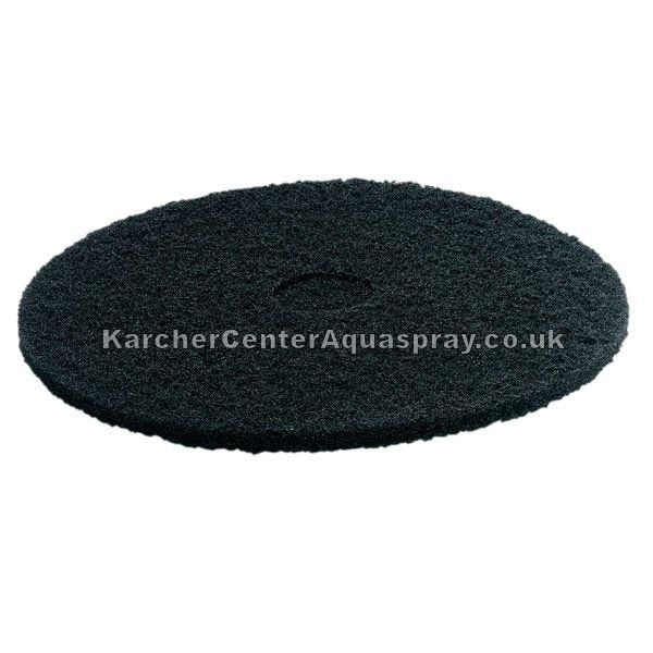 KARCHER Single Disc Pad, Black, Hard, 508mm 63690770
