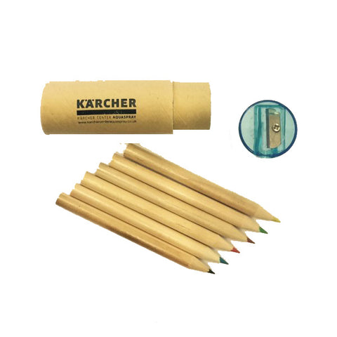 KARCHER 7 Piece Pencil Set