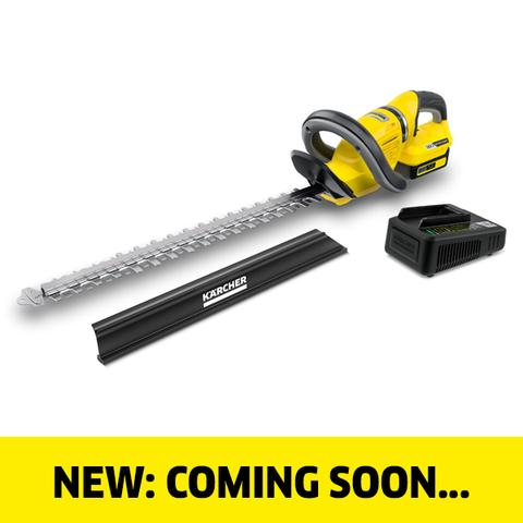 KARCHER HGE 18-50 Hedge Trimmer Kit (Battery & Charger Included)