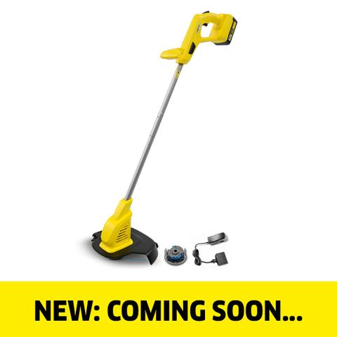 KARCHER LTR 18-25 Lawn Trimmer Kit (Battery & Charger Included)