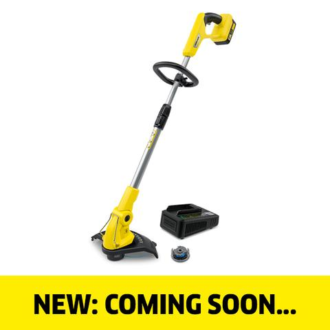 KARCHER LTR 18-30 Lawn Trimmer (Battery & Charger Included)