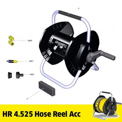 KARCHER HR 4.525 Hose Reel Spare Parts Accessories