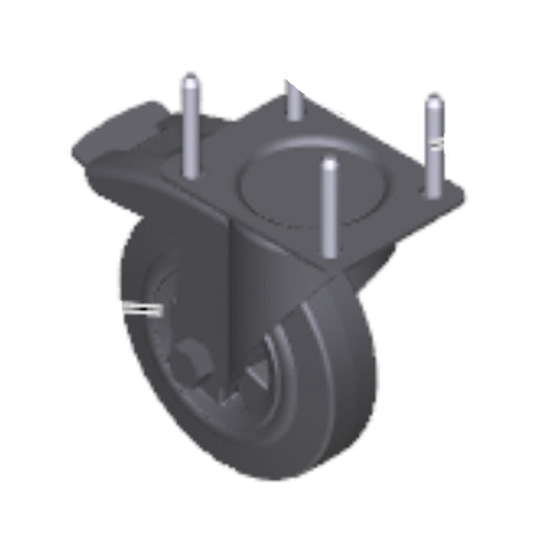 KARCHER Front Jockey Wheel Only 64358260