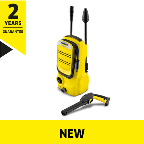 NEW: KARCHER K2 Compact