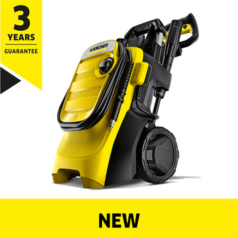 NEW: KARCHER K4 Compact
