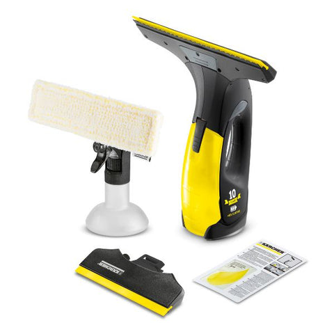 KARCHER WV Anniversary Black Edition Electric Window Vac