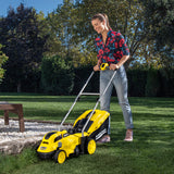 KARCHER LMO 18-33 Lawn Mower (Battery & Charger Included)