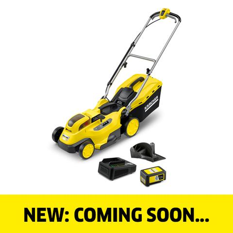 KARCHER LMO 18-36 Lawn Mower (Battery & Charger Included)