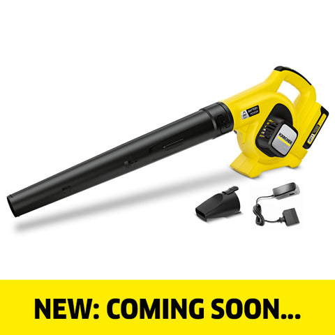 KARCHER LBL 2 Leaf Blower 18V (Battery & Charger Included)