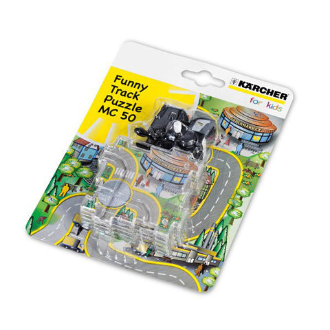 KARCHER For Kids MC 50 Track Puzzle