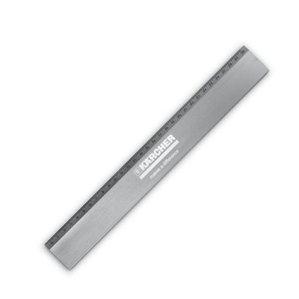 KARCHER Metal Aluminium 30cm Ruler