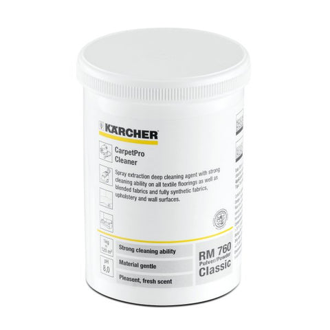 KARCHER Carpet Pro Cleaner RM 760 Powder Classic 0.8 kg