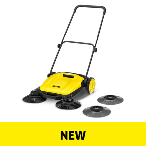 KARCHER S 650 Dual Sweeper