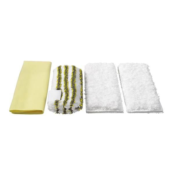KARCHER Set Of Microfibre Cloths Bathroom 28631710