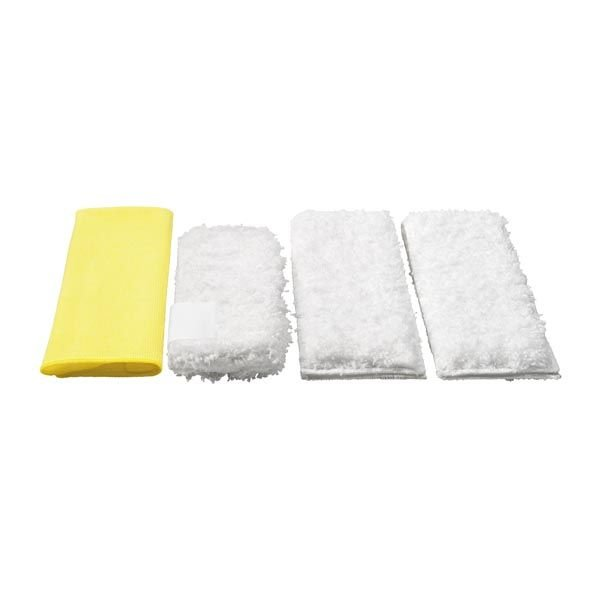 KARCHER Set Of Microfibre Cloths Kitchen