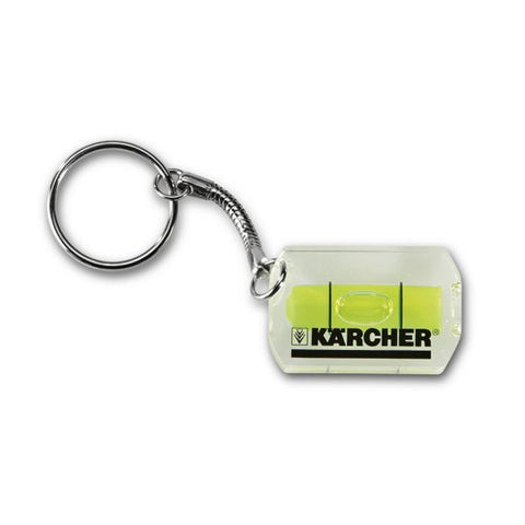 KARCHER STABILA Spirit Level Keyring