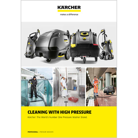 Pressure Washer Range
