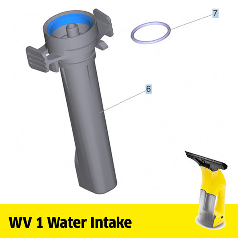 KARCHER WV 1 Spare Parts Intake Water