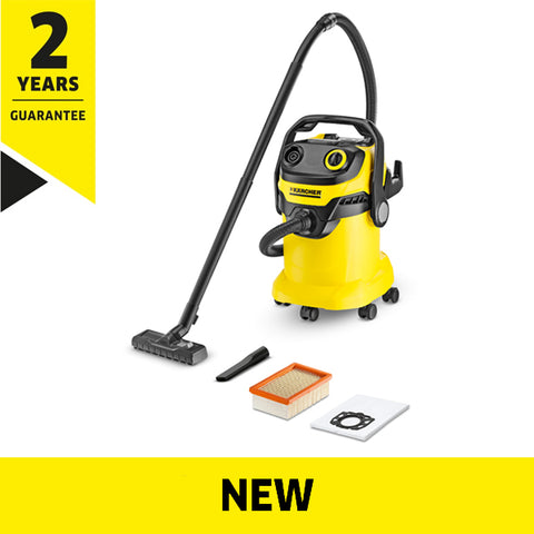 KARCHER WD 5 Wet & Dry Vacuum Cleaner