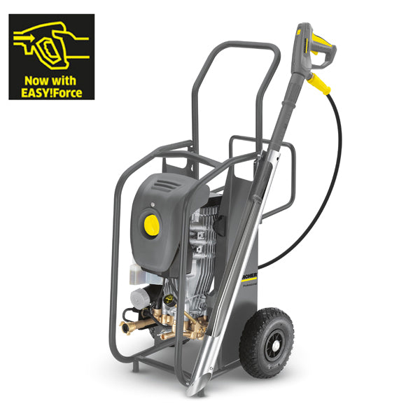 KARCHER Special Class HD 10/25-4 Cage Plus Cold Water High Pressure Cleaner 3 Phase With Dirtblaster 13539020