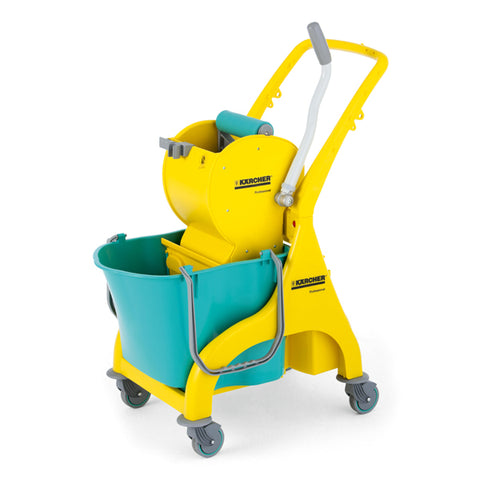 KARCHER Bucket Cart With Press 28 Litre