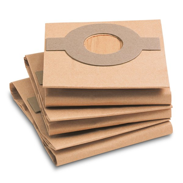 KARCHER Pack of 3 paper filter bags 69041280