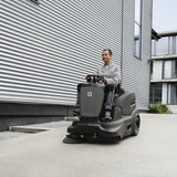 KARCHER KM 90/60 R P Ride-on Vacuum Sweeper 1047208