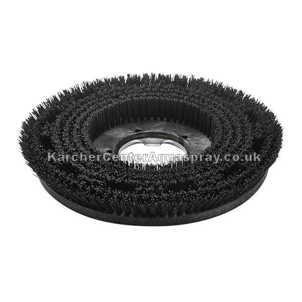 KARCHER Single Disc Brush, Black, Hard, 430mm 63698980