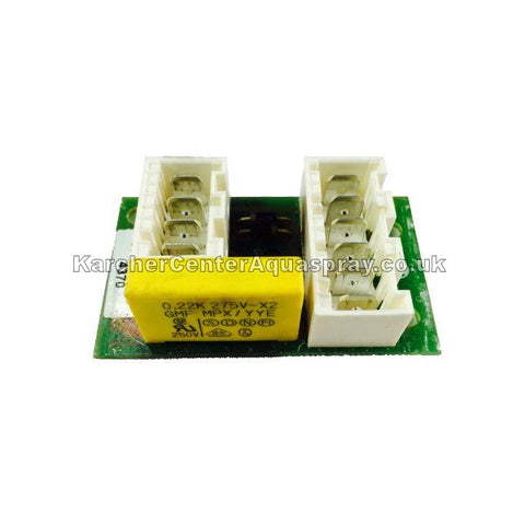 KARCHER Circuit Board To Fit Puzzi 10/1, Puzzi 10/2 Adv, Puzzi 100