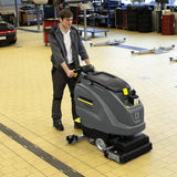 KARCHER B 40 W Dose Walk Behind Scrubber Drier (Roller brush) 1533210.213