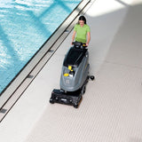 KARCHER B 60 Walk Behind Scrubber Drier (Roller Brush) 1384020.208