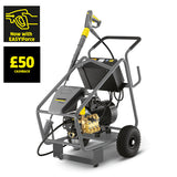 KARCHER Special Class HD 16/15-4 Cage Plus Cold Water High Pressure Cleaner 3 Phase With Dirtblaster 13539050