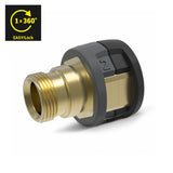 KARCHER Adapter 2 - M22 x 1.5 - EASY!Lock 41110300