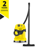 KARCHER WD 3 P Wet & Dry Vacuum Cleaner NEW 1629884