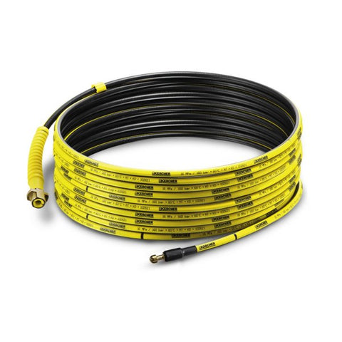 KARCHER 15m Pipe Cleaning Kit Clears Blocked Pipes & Drains