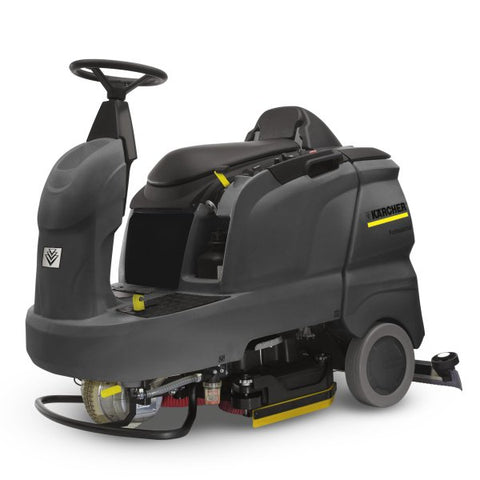 KARCHER B 90 R Adv Dose Bp Ride-on Scrubber Drier With Gel Batteries
